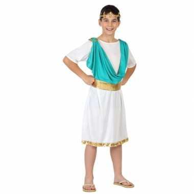 Carnaval  Romeinen kostuum kids