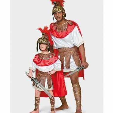 Romeinse gladiator carnavalskostuum