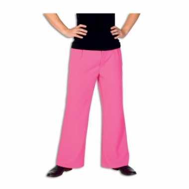 Roze broek heren