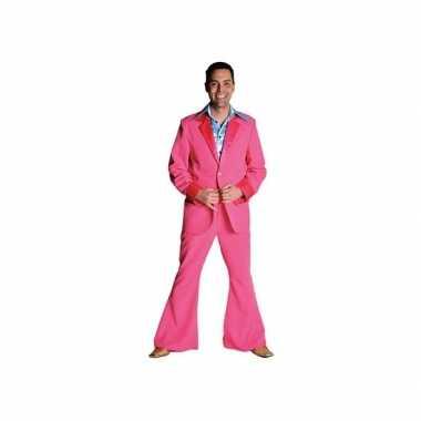 Carnaval  Roze verkleed kostuum kostuum