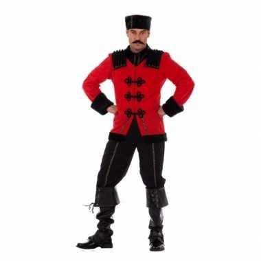 Carnaval  Russisch heren kostuum