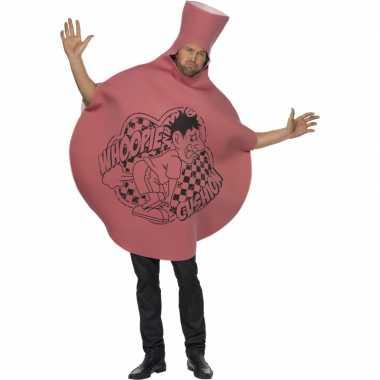 Carnaval  Scheetkussen pak kostuum