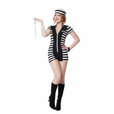 Carnaval  Sexy boeven kostuum dames