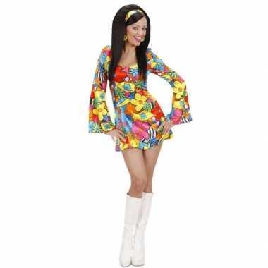 Sexy carnavalskostuum Hippie dames