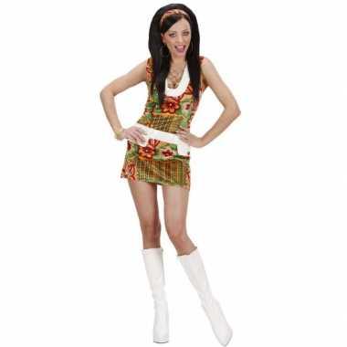 Sexy Hippie carnavalskostuum vrouw