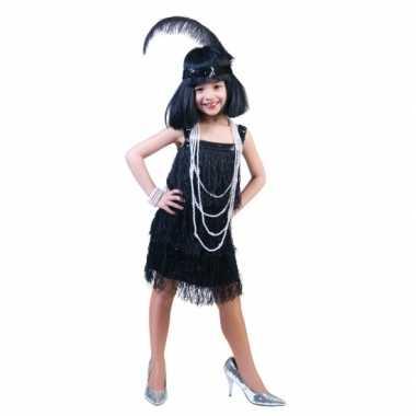 Carnaval  Showgirl pak kids kostuum