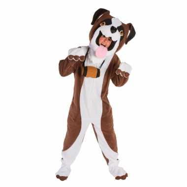 Carnaval sint bernard honden kostuums