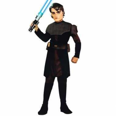 Skywalker verkleed kostuum jongens