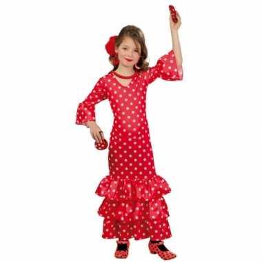Carnaval  Spaans kostuum meisjes