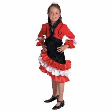 Carnaval  Spaanse kostuum meisjes