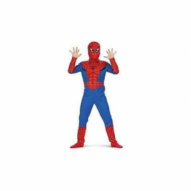 Carnaval  Spiderman kostuum jongens