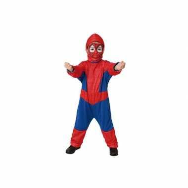 Carnaval  Spinnen held verkleed kostuum kinderen