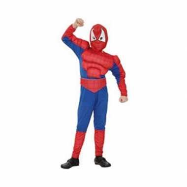 Carnaval  Spinnenheld kostuum jongens