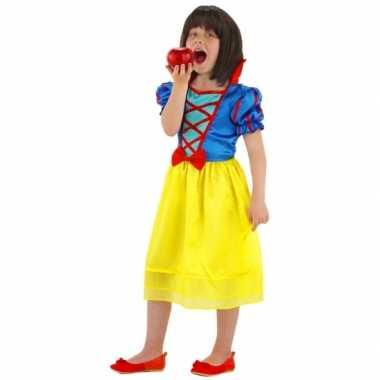 Carnaval sprookjes jurkje meisjes kostuum