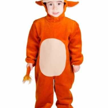 Carnaval  Stier kostuum kinderen