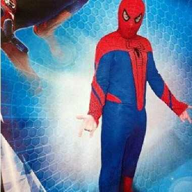 Stripheld spiderman kostuum