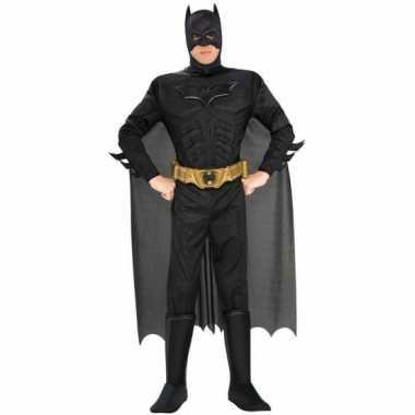 Superheld Batman carnavalskostuum