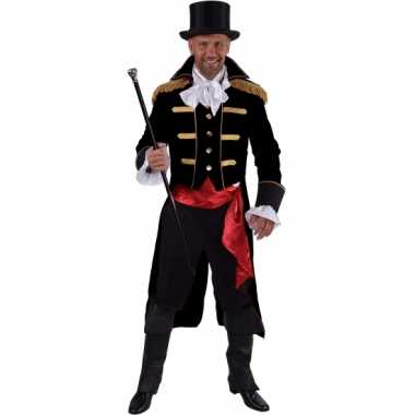 Theater zwart markgraaf kostuum 10064067