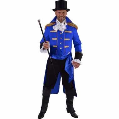 Carnaval  Theater zwart markgraaf kostuum