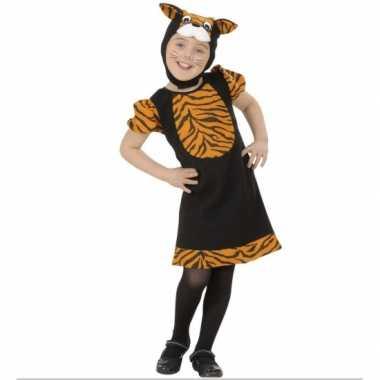Carnaval  Tijger kostuum kleuters