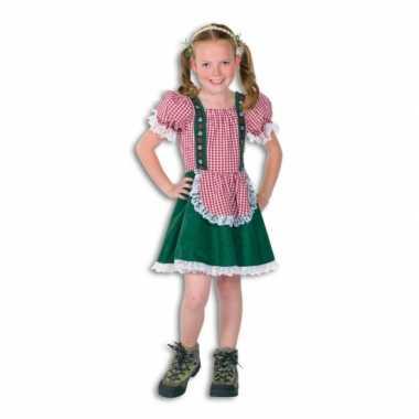 Tirol carnavalskostuum meiden