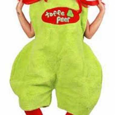 Carnaval  Toffe peer kostuum volwassenen
