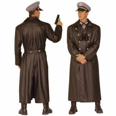 Carnaval  Tweede Wereldoorlog Duitse soldaat jas kostuum