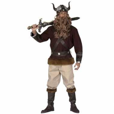 Viking carnavalskostuum heren