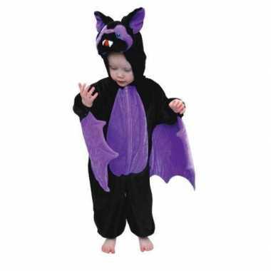Carnaval  Vleermuizen pak kinderen kostuum