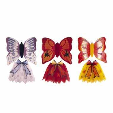 Carnaval  Vlinderpak meisjes kostuum
