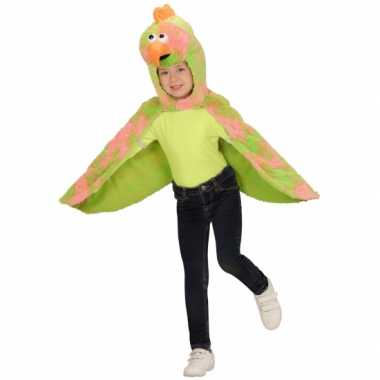 Carnaval  Vogel kostuum cape kids