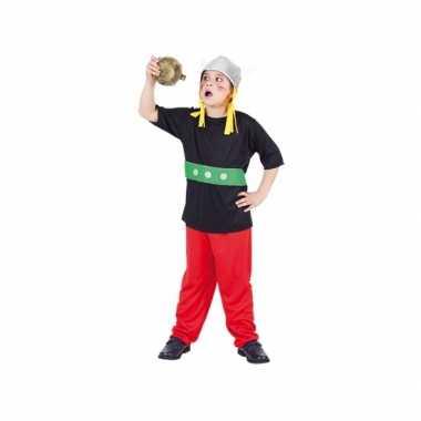 Carnaval  Voor viking kinder kostuum