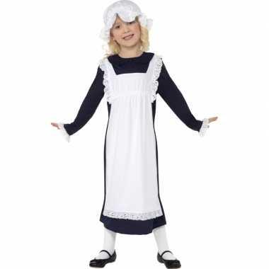 Carnaval  Weeskind jurkje meiden kostuum