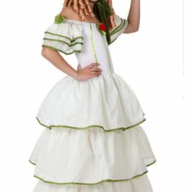 Carnaval  Western Belle jurk meiden kostuum