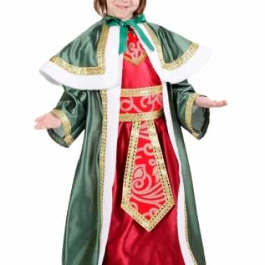 Carnaval  Wijzen uit Oosten kids kostuum