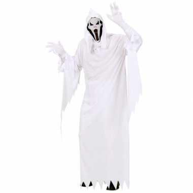 Carnaval  Wit spoken kostuum heren
