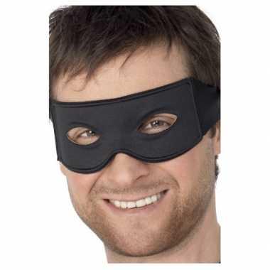 Carnaval  Zorro oogmasker kostuum