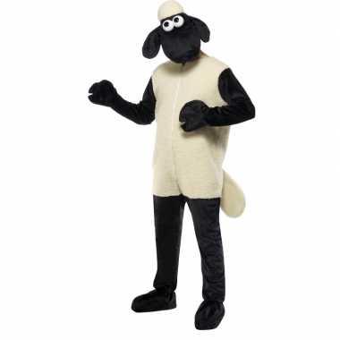 Carnaval  Zwarte schaap kostuum