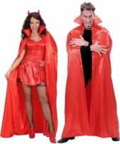 Duivel cape rood