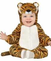 Kostuum tijger kostuum peuters