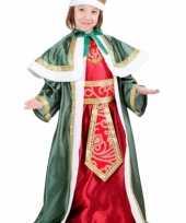 Wijzen uit oosten kids kostuum